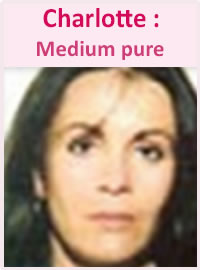 Charlotte : Medium pure pour voyance direct